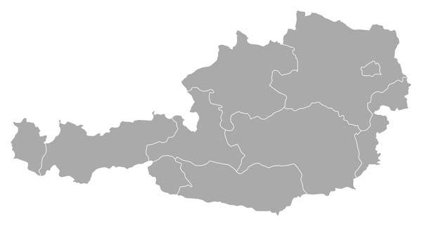 ZAB Standorte Österreich